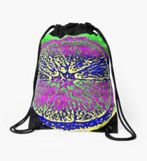 Wildflower 1 IdeaJones Drawstring Bag