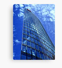 Berlin - DB Tower Metal Print