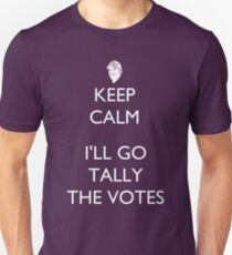 Tally the Votes - Survivor/Probst T-Shirt