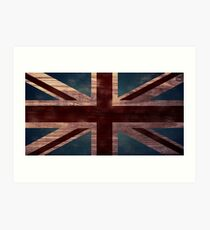 Union Jack I Art Print