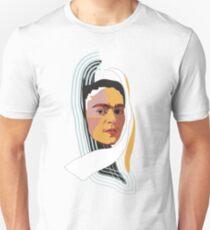 Abstract Frida Kahlo Unisex T-Shirt