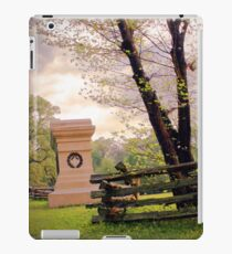 Shiloh Battlefield-048823 iPad Case/Skin