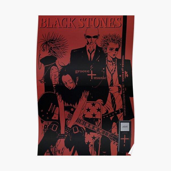 Nana The Black Stones Poster Poster