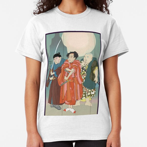 Three Samurai Classic T-Shirt
