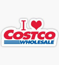 I love Costco Sticker