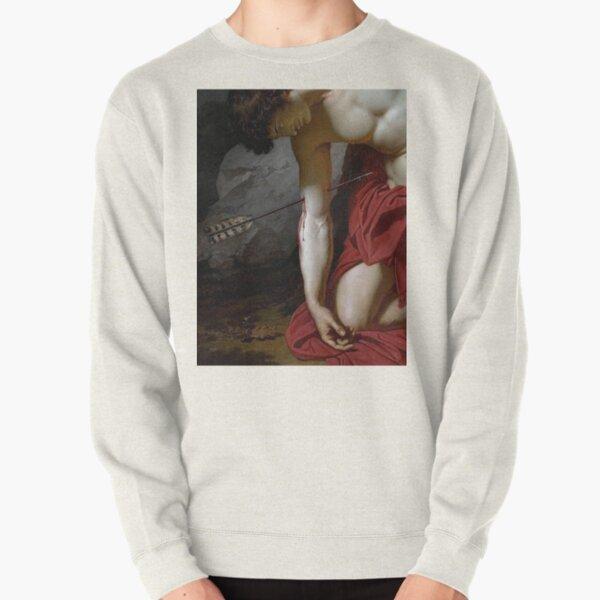 Arrow Pullover Sweatshirt
