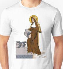 ST EUPHRASIA, VIRGIN Unisex T-Shirt