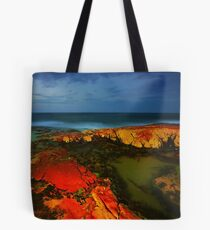 South West Rocks at Night Tote Bag