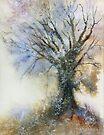 Winter 2010 (Original painting sold) by Jacki Stokes