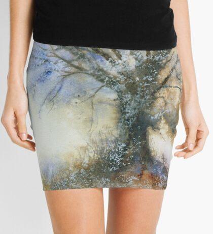 Winter 2010 (Original painting sold) Mini Skirt