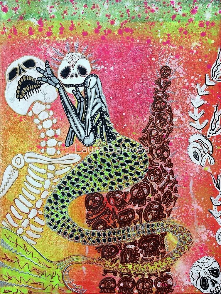 Mental Mermaid Marnie by Laura Barbosa