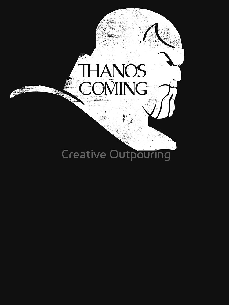 Thanos is Coming | Women's T-Shirt