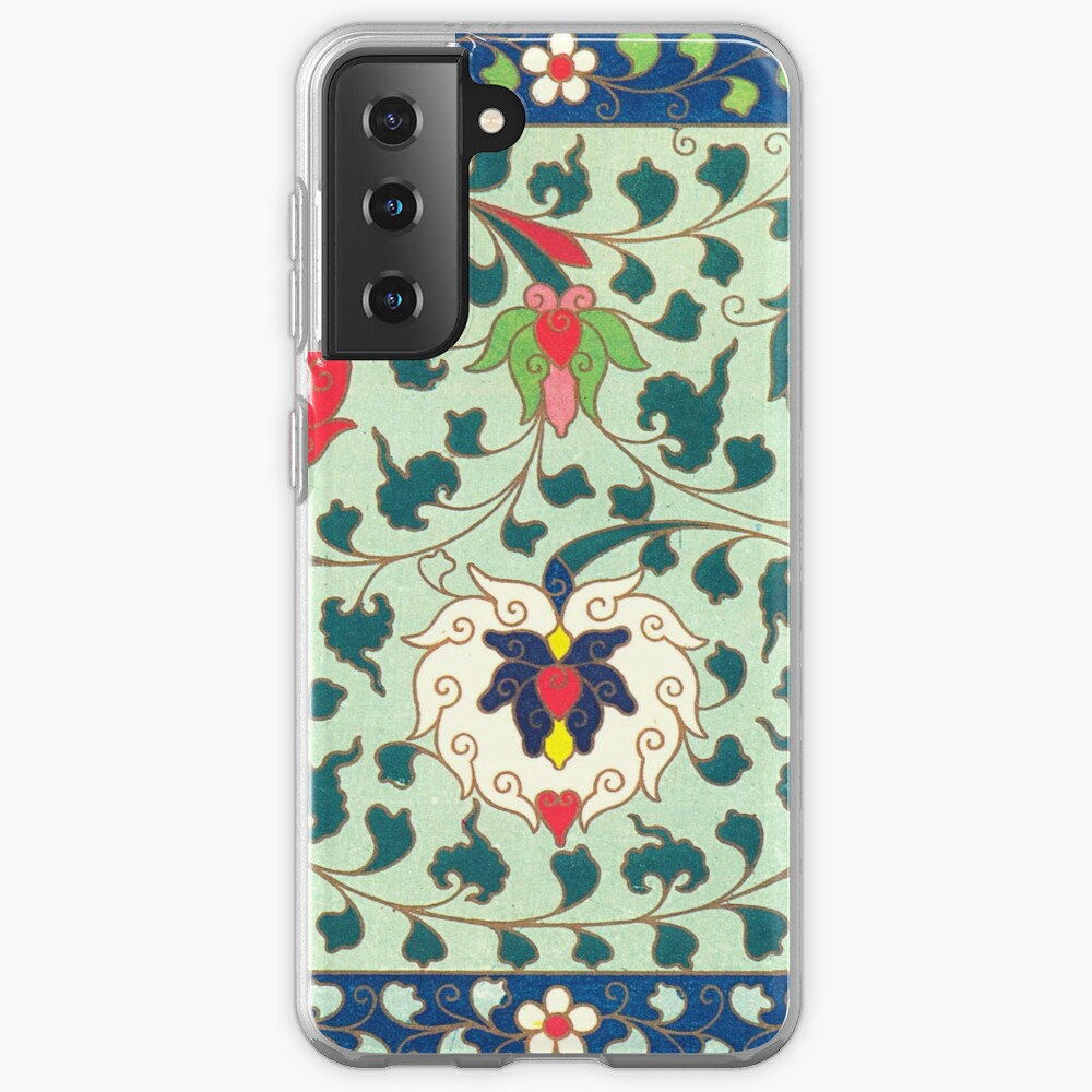 Chinese Pattern - Home and Living - Owen Jones Original Case & Skin for Samsung Galaxy