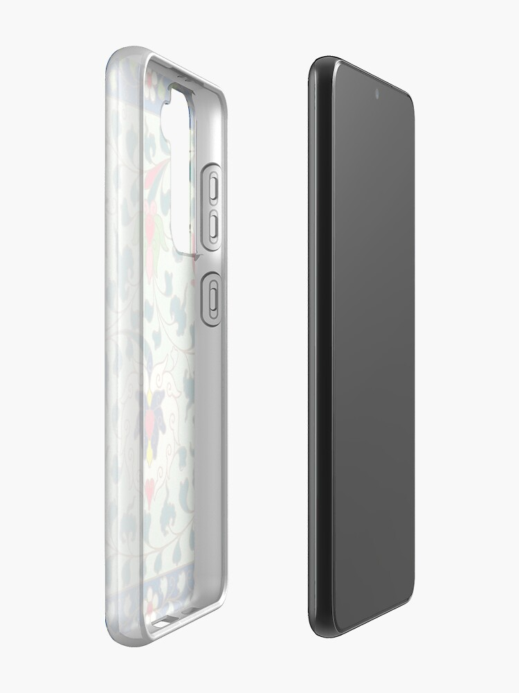 Alternate view of Chinese Pattern - Home and Living - Owen Jones Original Case & Skin for Samsung Galaxy