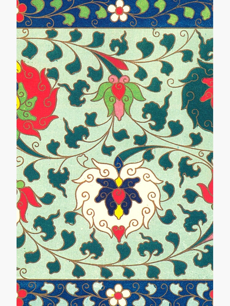 Chinese Pattern - Home and Living - Owen Jones Original by jhbdesigns