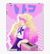 Yankee Totoko iPad Case/Skin