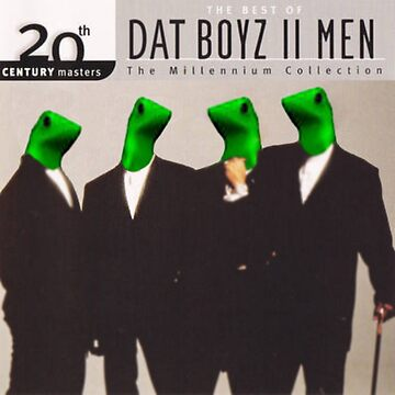 Dat Boiz II Men by Thomasgm3