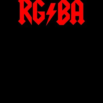 RG (lightning bolt) BA :: red by thekinginyellow