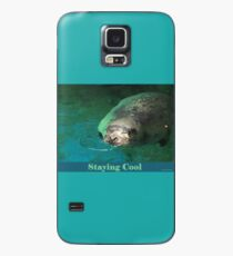 Staying Cool Case/Skin for Samsung Galaxy