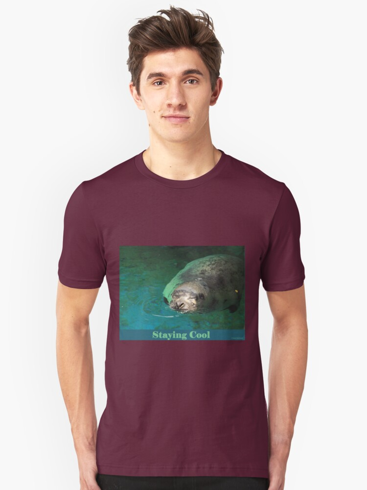 Staying Cool Unisex T-Shirt Front