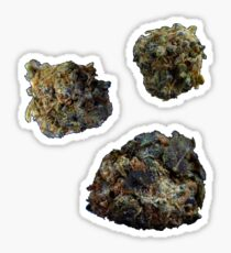 Banana Kush #5 Sticker