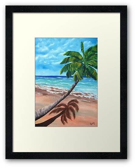At The Feet Of Your Beaches by WhiteDove Studio kj gordon