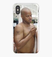 Turk Matching Tiki Case iPhone Case