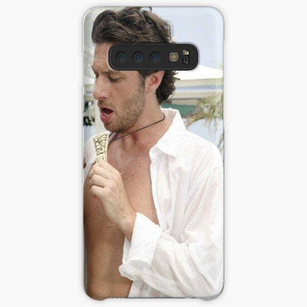J.D. Matching Tiki Case Samsung Galaxy Snap Case