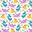 Unicorn Dreams by Jeca Martinez