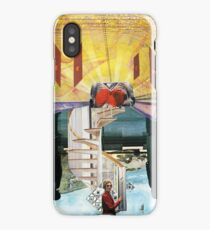 Virtual Heaven iPhone Case