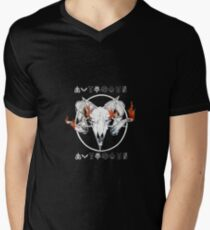The Satanic Narratives Mens V-Neck T-Shirt