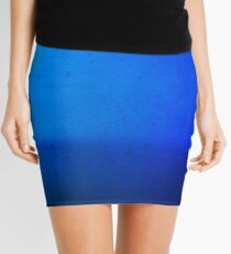 Blue Canoe Mini Skirt
