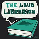 The Loud Librarian Logo by InfinityBreak