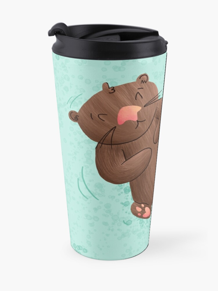 Alternate view of Otterly Adorable Travel Mug