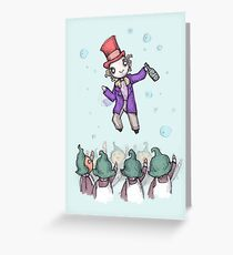 Fizzy Lifting Greeting Card