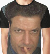 Jeff Goldblum Grafik T-Shirt