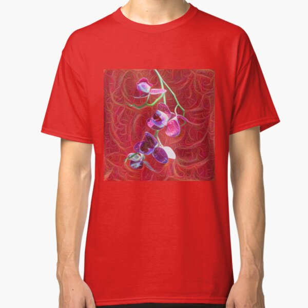 Phalaenopsis B Classic T-Shirt