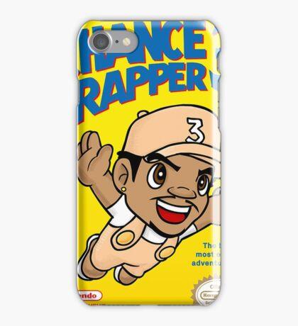 Chance 3 x Super Mario World 3 Mashup iPhone Case/Skin