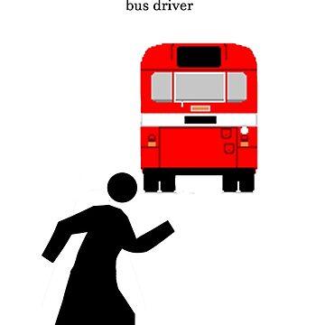 Bus Driver by NicksChick