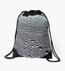 Drops on a Bottle Drawstring Bag