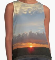 Earth and Sky Contrast Tank