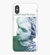 Jacksepticeye - Forest and Clovers iPhone Case/Skin