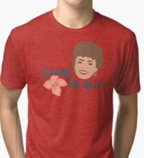 Eat Dirt and Die, Trash Tri-blend T-Shirt