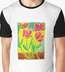 Supermarket Flowers Graphic T-Shirt