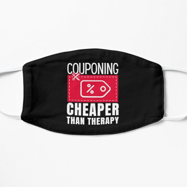 Couponing Cheaper Than Therapy Flat Mask
