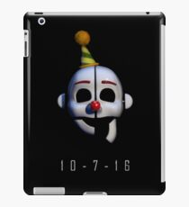 Five Nights at Freddy's - Sister Location Release Date iPad Case/Skin