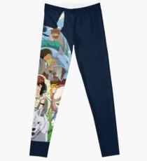 Studio Ghibli Leggings