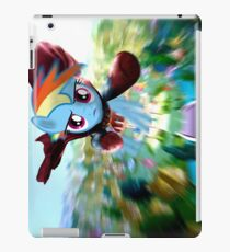 Mare of Steel - Flight iPad Case/Skin