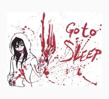 Jeff The Killer: Go To Sleep | Unisex T-Shirt