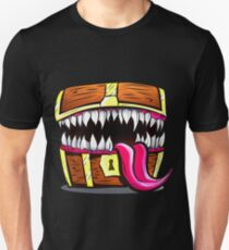 Mimic Chest - Dungeons & Dragons Monster Loot T-Shirt